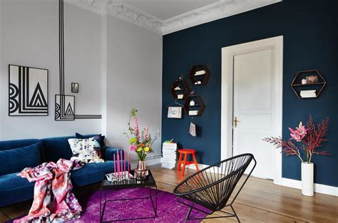 decorating with color blue color decoration ideas for living room small design
