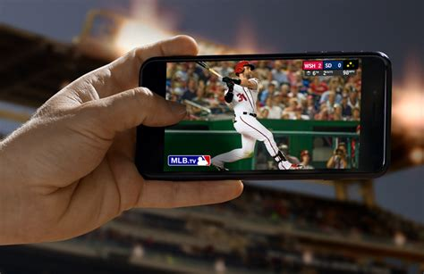 mlb scoreboard mobile it s a t mobile customers score a free year of mlb