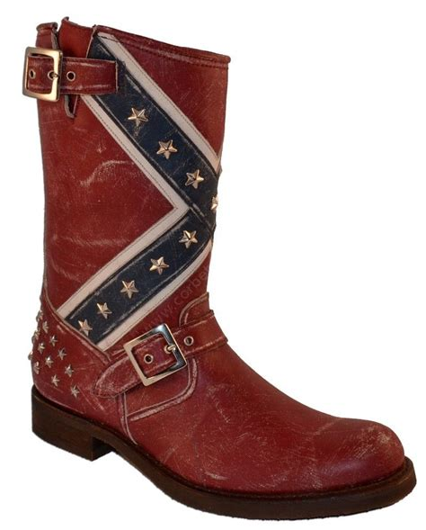 confederate flag boots for sale motorcycle review and galleries
