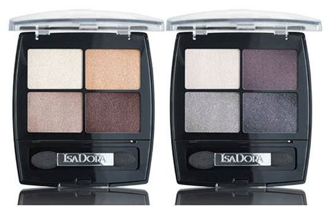 Eyeshadow Quartet Isadora isadora eye shadow quartet relaunch for 2015 trends and makeup