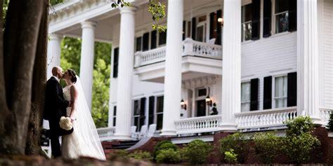 outdoor wedding venues near atlanta ga the twelve oaks bed breakfast weddings