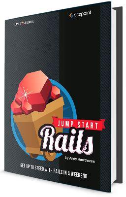 dhl from startup to global upstart books jump start rails sitepoint premium
