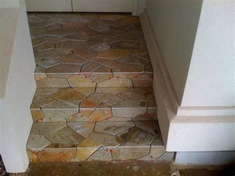 tile pattern on stairs pin by barbara smith on ideas for the house pinterest