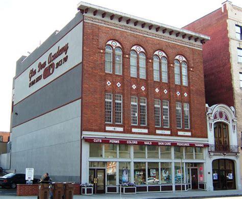 barber downtown spokane historic preservation east