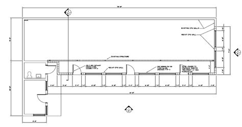 window in plan storefront floor plan images