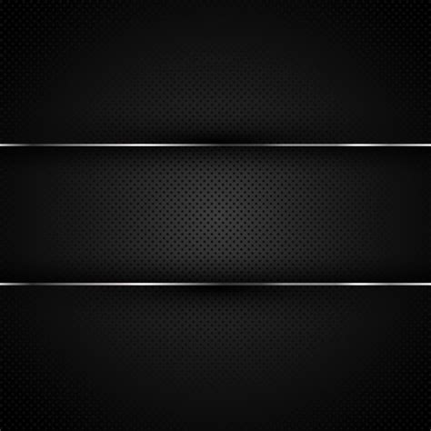 black wallpaper background vector dark metal background vector free download