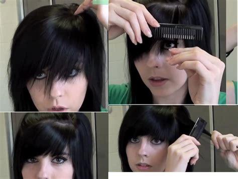 imagenes maquillaje emo peinado emo