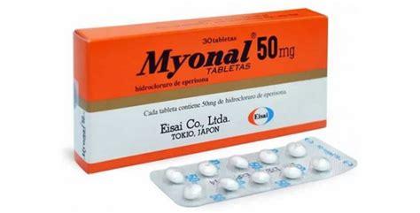 myonal obat kejang otot kegunaan dosis harga dan efek