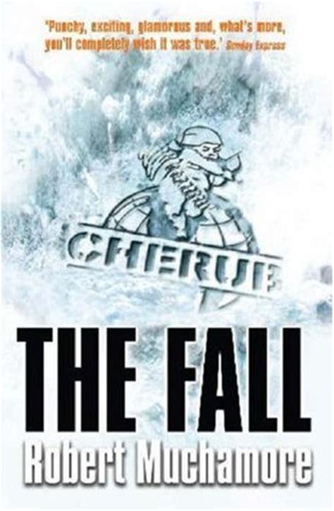 fall cherub   robert muchamore reviews
