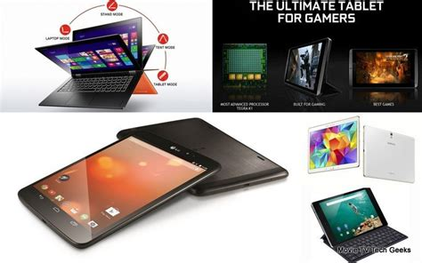 fastest android tablet best android tablets of 2015 tv tech geeks news