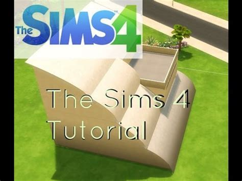 curved roofs sims 4 the sims 4 tutorial curved roofs