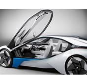 BMW Vision Concept Car  Motorlogy
