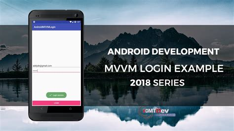 name validation pattern in android android development tutorial mvvm design patterns login