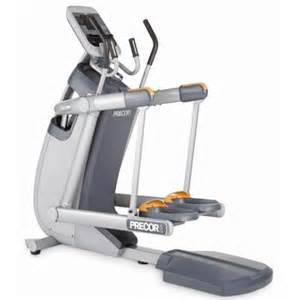 Commercial Stair Stepper Machines by Precor Amt 835 W P30 Adaptive Motion Trainer
