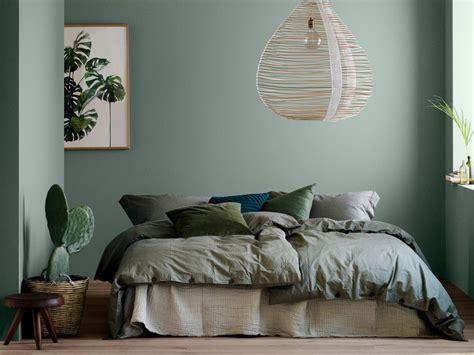 Deco Chambre Verte by Id 233 Es D 233 Co Pour Une Chambre Vert Sauge Joli Place