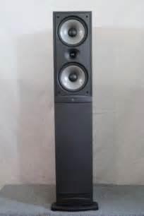 Infinity Tower Speakers Infinity Floor Speakers Ebay