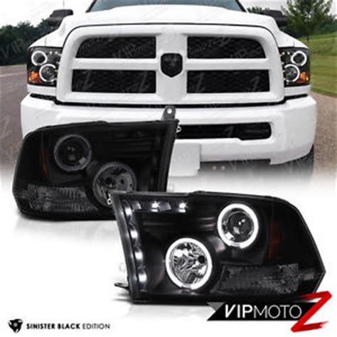 2012 dodge ram 1500 headlights 2012 dodge ram headlights ebay