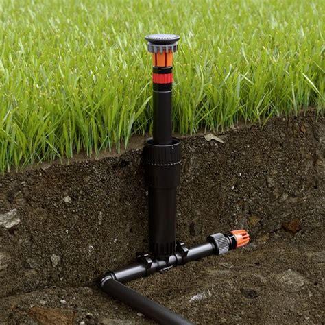 irrigazione giardino interrata piccolo giardino colibr 236 system lo annaffia alla grande