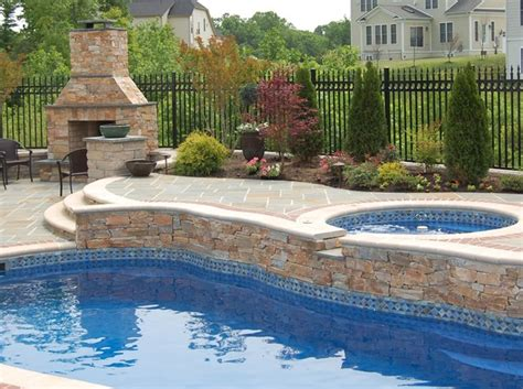 27 pool landscaping ideas create the perfect backyard oasis beyond the veranda