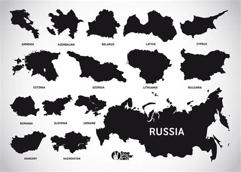 country map vector european countries vector graphics freevector