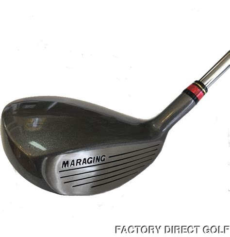 wood hybrid xtra distance golf club regular