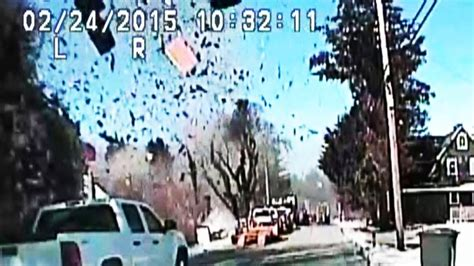 gas leak in house new jersey gas explosion blows house to pieces video abc news