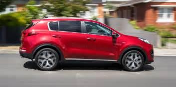 Kia Review 2016 Kia Sportage Review Caradvice
