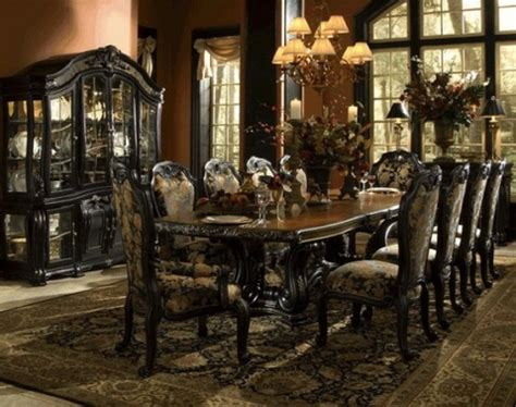 aico dining room classic dining room designs from aico furniture interior
