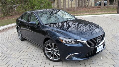 2015 mazda 6 weight 2016 mazda 6 grand touring review wheels ca