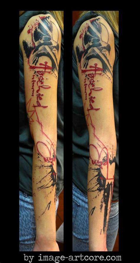 trash polka tattoo artists 114 best images about tattoos trash polka on