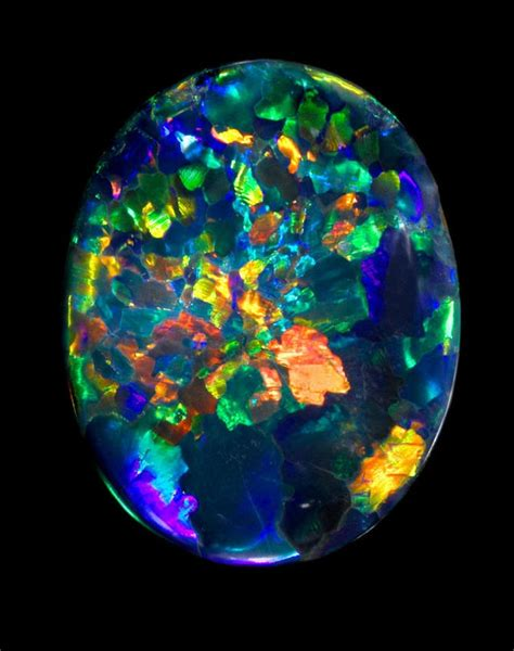 real blue opal 1000 ideas about opals on pinterest gems gemstones and
