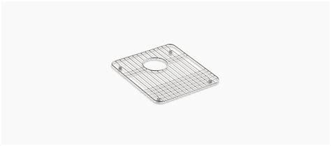 discontinued kohler sink racks k 3190 sink rack for 14 inch by 15 3 4 inch basins kohler