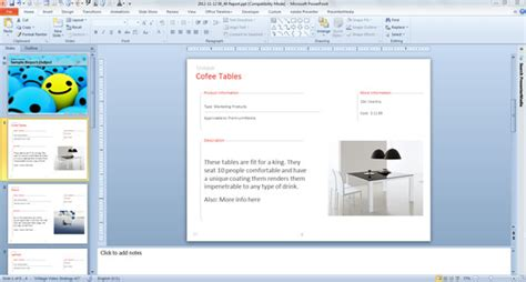 powerpoint template exles convert excel to powerpoint with excel2powerpoint