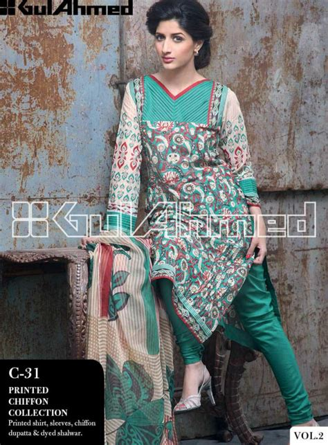 clothes design lawn gul ahmed summer lawn collection in pakistan gul ahmed