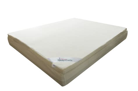 Fitted Foam Mattress Topper Sleepthetic Fitted Memory Foam Topper King 2 Inch Thick Mattress Toppers Bedding