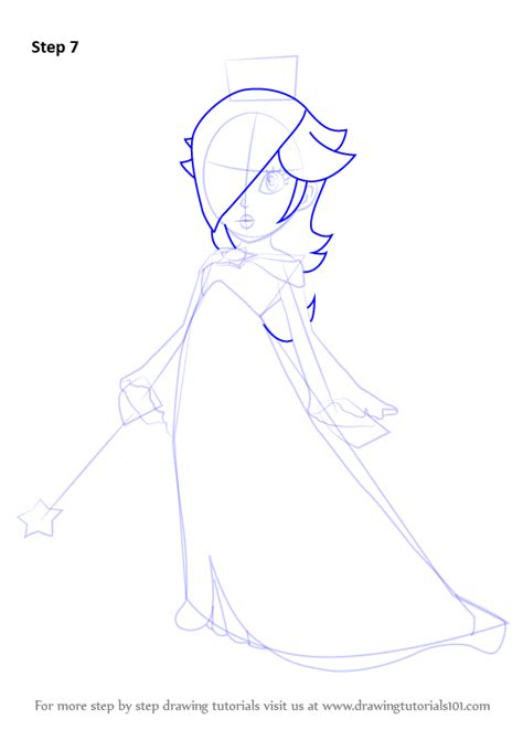 How To Draw Rosalina And