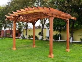 Wood Pergola Kits by Wood Pergola Plans Redwood Pdf Plans
