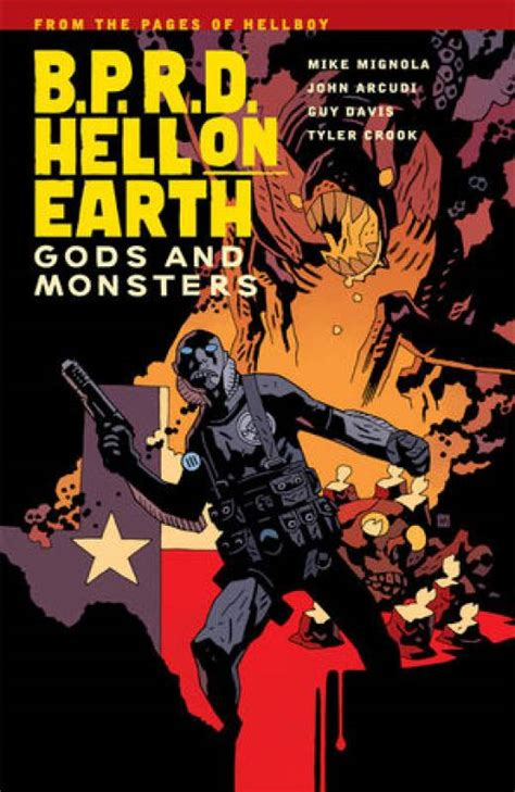 b p r d hell on earth volume 1 books b p r d hell on earth 2 gods and monsters sceneario