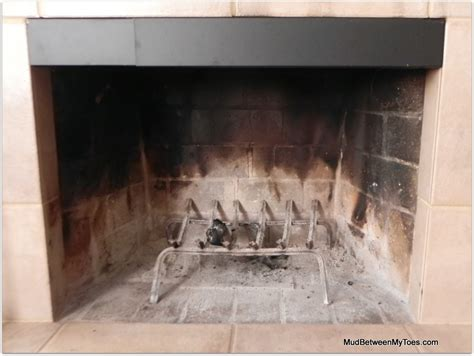 Smoke Guard Fireplace by Fireplace Cover Mud Between Toes
