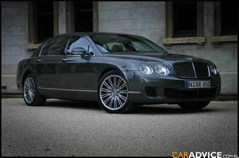 2010 Bentley Continental Flying Spur Speed Information