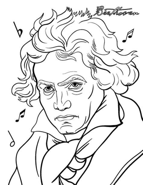 beethoven dog coloring page free coloring pages of beethoven