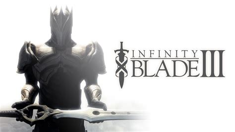 infinity blade logo infinity blade 3 gameplay ios