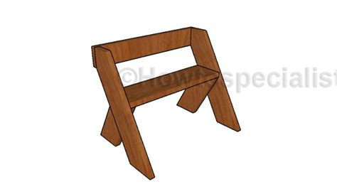 aldo leopold bench plans aldo leopold bench plans howtospecialist how to build step by step diy plans