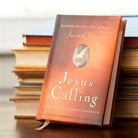 jesus calling book of prayers books young s in own words for