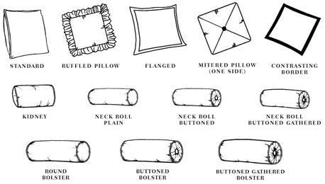 decorative bed pillow types pillows decorative pillows and google on pinterest