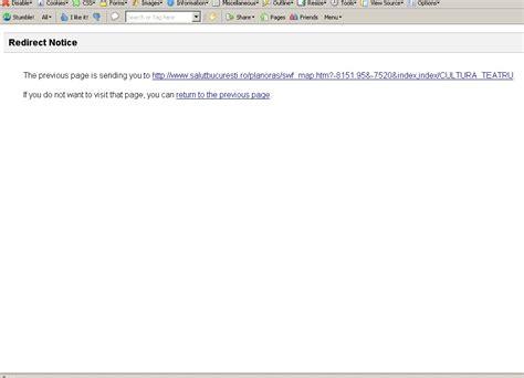 Google Images Redirect Notice | google redirect notice warning cristian mezei