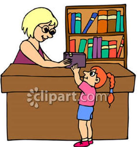 library clipart images library books due clipart
