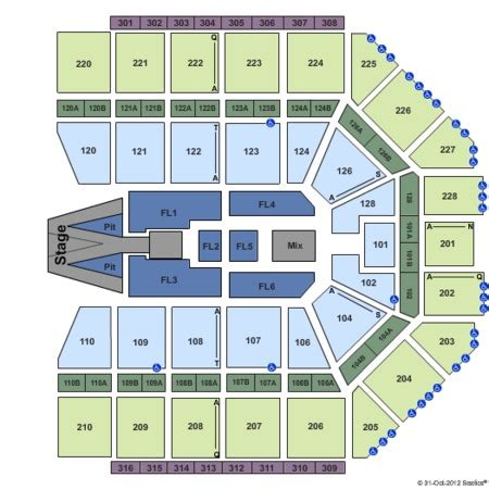 Grand Arena Floor Plan by Andel Arena Tickets And Andel Arena Seating Charts