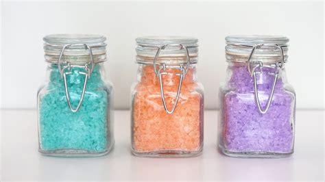 Handmade Bath And - s day diy bath salts