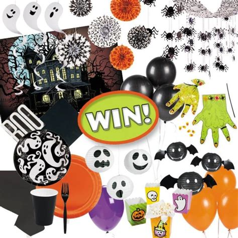 Oriental Trading Giveaway - thrifty momma ramblings oriental trading halloween party supplies partybox giveaway